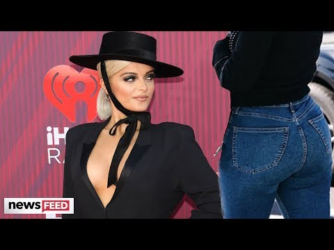 Bebe Rexha CONFRONTS Rumors Of Getting Work Done Mp3