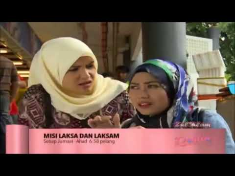 Misi Laksa dan Laksam | Episod 3 - 5 | 10 - 12 November 2017 | Slot Dahlia TV3