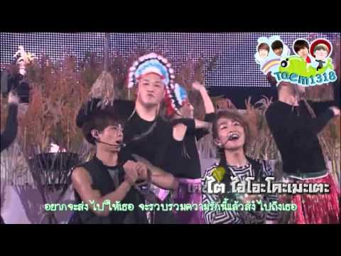 [KARAOKE THAISUB] SHINee -  Always Love