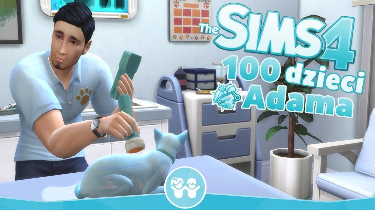 Download The Sims 4 Pl : Wyzwanie 100 dzieci Adama #122