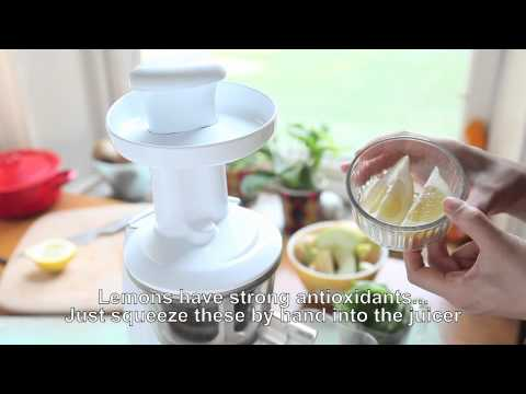 best juicer shopping list for raw food diet