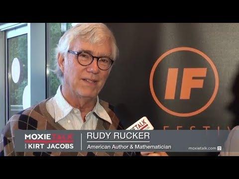 Episode 227. Rudy Rucker – American Author & Mathematician - MoxieTalk with Kirt Jacobs