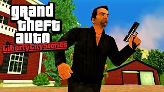 GTA: Liberty City Stories - Mission #68 - Love On The Run