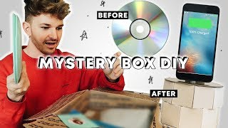 Creating DIY's With an eBay Mystery Box!!! 📦 // Lone Fox