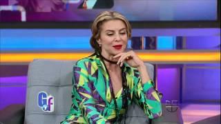 Margarita Rosa deFrancisco en el programa de El Gordo y La Flaca