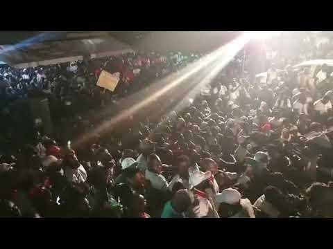 Discours d'Ousmane SONKO à Bignona