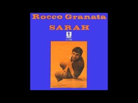 1970 ROCCO GRANATA sarah