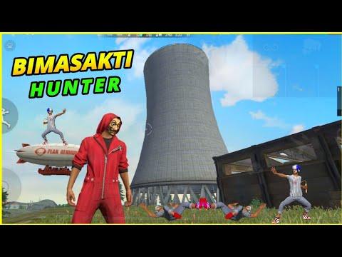 BIMASAKTI HUNTER☺️   FREE FIRE RUSH GAMEPLAY   FreeFire Tips Tricks in Telugu   Hello Telugu Gamers