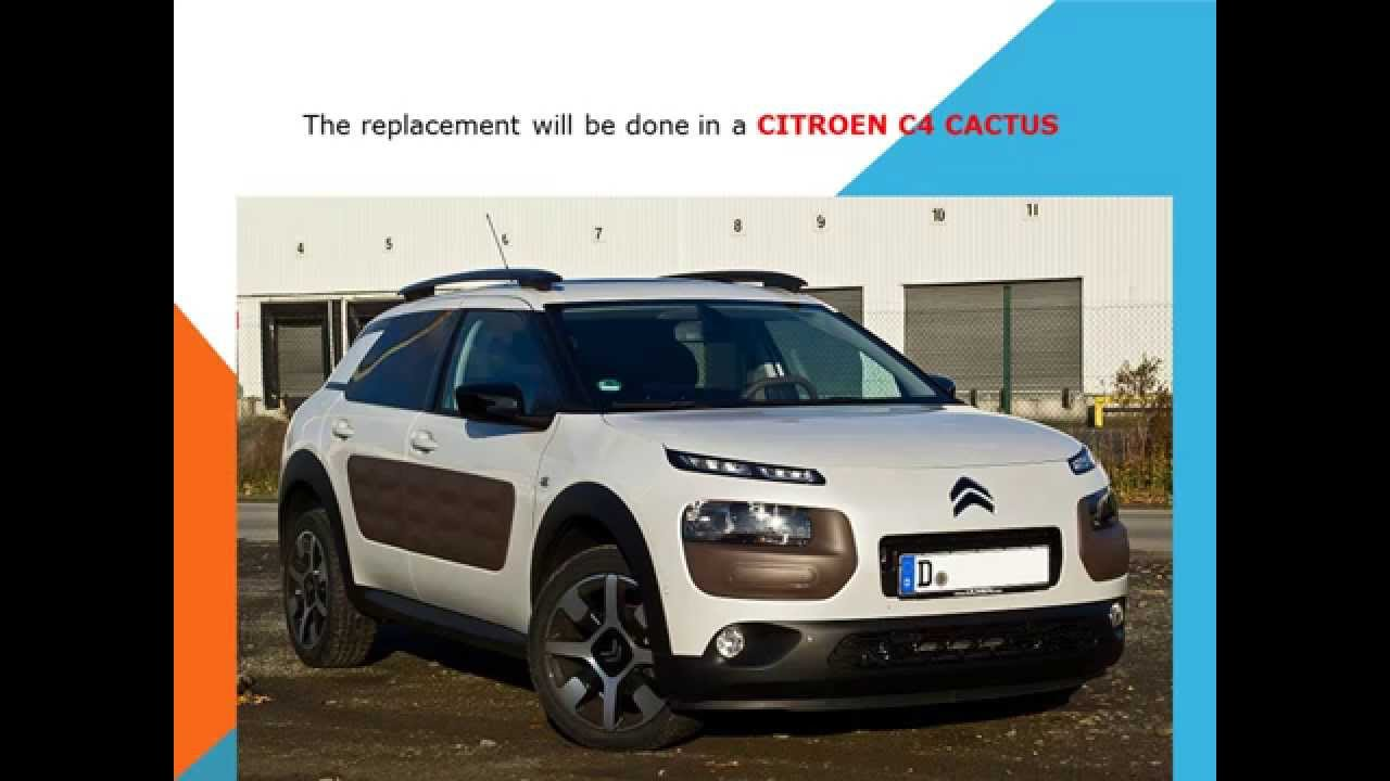 Citroen C4 Cactus How To Replace The Air Cabin Filter Dust