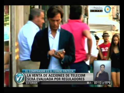 Visión 7: La venta de Telecom Argentina