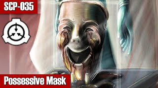 SCP-035 Possessive Mask | keter | cognitohazard scp - Eastside Show
