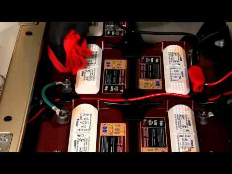 Yamaha Golf Car Service Tips: Battery Maintenance