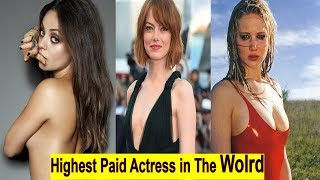 Top 10 highest-paid actresses in the world 2018 |  highest-paid actresses in the