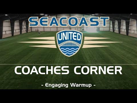Seacoast United Soccer: Engaging Warmup