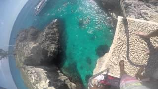 Negril, Jamaica 2015 Catamaran to Rick's Cafe