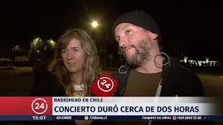 Agenda Magazine: Radiohead, Café Tacvba y premios Billboard Latin Music en Chile