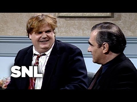 The Chris Farley Show with Martin Scorsese - Saturday Night Live