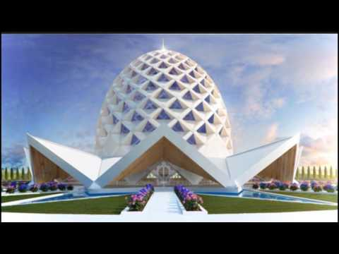 Stunning architecture: Introducing Bahai architecture,  Bahai gardens Bahai temples around the world