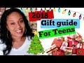 """2018 CHRISTMAS GIFT GUIDE FOR TEEN """"BOY'S & GIRL'S"""""""