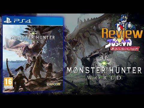 Monster Hunter World PS4 Review | Jose V.R.