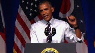 Obama Blasts Republicans Now Disavowing Trump