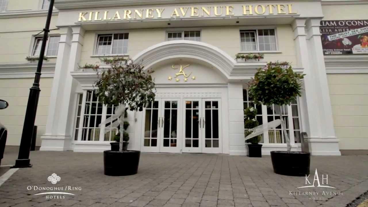 Wedding Venues Killarney Killarney Avenue Hotel Killarney Town
