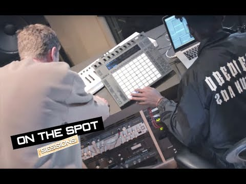 Desiigner Producer Makes A Beat ON THE SPOT - Nate Coop ft Alex Harris