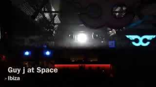 Guy J at Space Ibiza - Music is Revolution 2014