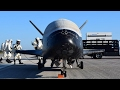 Secret Air Force space plane returns to Earth