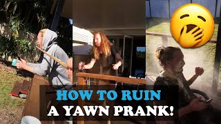 How To Ruin A Yawn PRANK!