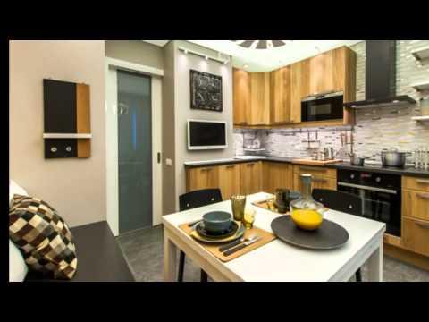 Дизайн угловой кухни 10 кв м