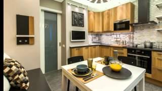 видео кухня 10 м дизайн