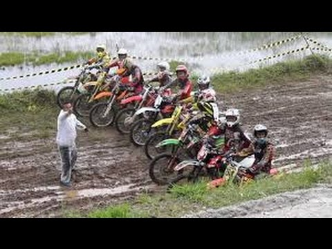 Balap Grasstrack Yang Lucu Motor Supercross Racing Motocross You