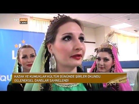 Moskova'da Kazak ve Kumukların Kültür Günü - Devrialem - TRT Avaz