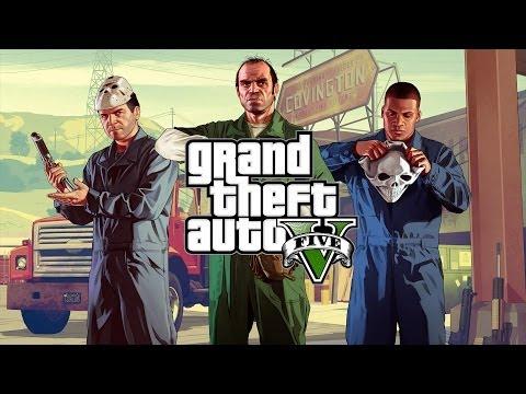 Grand Theft Auto V - Xbox 360 TV Spot