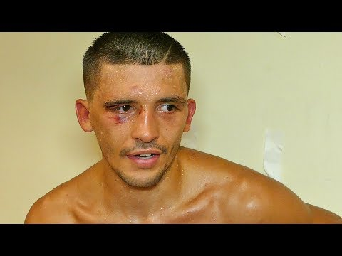 EXCLUSIVE: Lee Selby LOCKEROOM | I WANT CARL FRAMPTON.. I WANT BIG FIGHTS!!