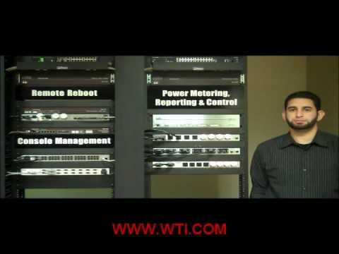 IP Power Control in Data Center