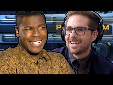 INTERVIEW DISASTER w/ JOHN BOYEGA, CHARLIE DAY, AND SCOTT EASTWOOD