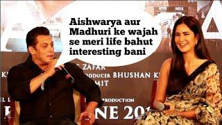 Salman Khan On Madhuri Dixit And Aishwarya Rai   Jasoosiya