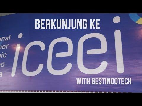 Berkunjung ke ICEEI (International Consumer Electronic Expo Indonesia) 2016