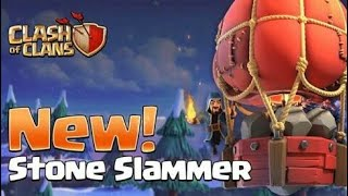 New Siege Machine new Attack in 2019    Clash Of Clans