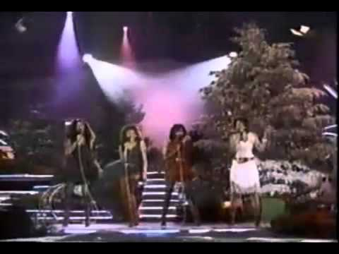 "Sister Sledge -  ""Rockin' Around the Christmas Tree"" (1982)"