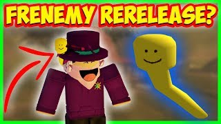 Will FRENEMY Come out During LABOR DAY SALE 2019? [ ROBLOX ]