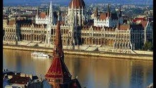 #Hongrie les monuments de la capitale #Budapest