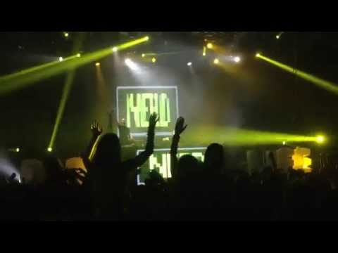 Dada Life - One Smile [Live at Glitter & Gold YYC NYE]