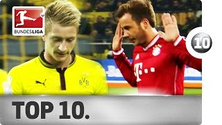Top 10 Goals - Against Former Clubs