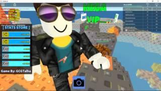 ROBLOX Adventures Skywars