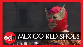 Red Shoes Protest in Mexico Br…