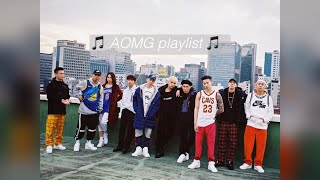 ♫ AOMG playlist - it's summer not spring ☼ ♫