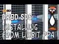 DRBD-SDS Install from Linbit  Ubuntu PPA